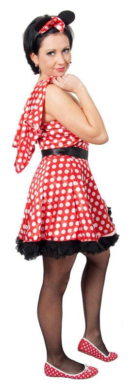 maus kost m damen fasching karneval gr 36 38 8236 ebay. Black Bedroom Furniture Sets. Home Design Ideas